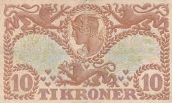 Imaginea #2 a 10 Kroner 1937 - Serie M