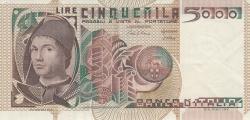 Image #1 of 5000 Lire 1983 (19. X.)
