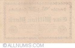 Image #2 of 1 Million (1 000 000) Mark 1923 (12. VIII.) - 2