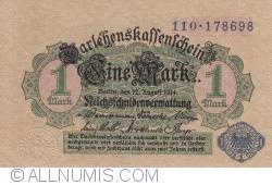 Image #1 of 1 Mark 1914 (12. VIII.) (1920) - 2