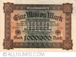 Image #1 of 1 Million (1 000 000) Mark 1923 (20. II.)