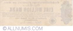Image #2 of 1 Million Mark 1923 (10. VIII.)