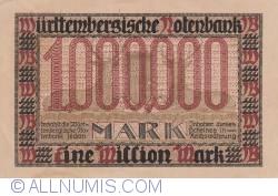 Image #2 of 1 Million Mark 1923 (15. VI.)