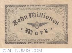 Image #2 of 10 000 000 Mark 1923 (11. VIII.)