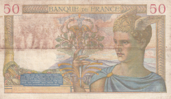 Image #2 of 50 Francs 1940 (8. II.)