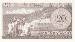 20 Francs 1976 (1. I.)