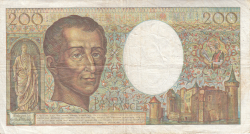 Image #2 of 200 Francs 1982