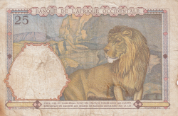 Image #2 of 25 Francs 1942 (24. II.)
