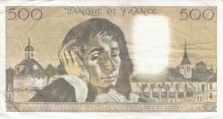 Image #2 of 500 Francs 1978 (5. X.)