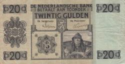 Imaginea #1 a 20 Gulden 1926 (22. IV.)