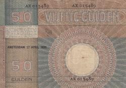 Imaginea #2 a 50 Gulden 1929 (27. IV.)