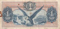 Imaginea #2 a 1 Peso Oro 1966 (20. VII.)