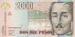 Image #1 of 2000 Pesos 2006 (10. XI.)