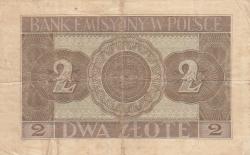 Image #2 of 2 Zlote 1940 (1. III.)