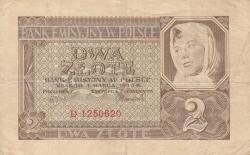 Image #1 of 2 Zlote 1940 (1. III.)