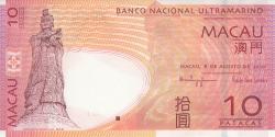 Image #1 of 10 Patacas 2010 (8. VIII.)