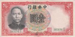 Image #1 of 1 Yuan 1936