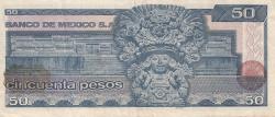 50 Pesos 1981 (27. I.) - Serie KQ