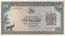 Imaginea #1 a 10 Dolari 1976 (1. III.)