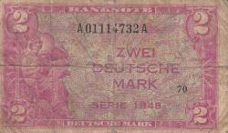 Image #1 of 2 Deutsche Mark 1948