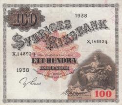 Imaginea #1 a 100 Coroane 1938