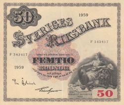 Imaginea #1 a 50 Coroane 1959