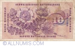 Image #2 of 10 Franken 1958 (18. XII.)