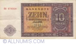 Image #1 of 10 Deutsche Mark 1955