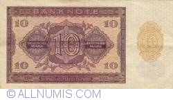 Image #2 of 10 Deutsche Mark 1955