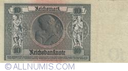Image #2 of 10 Reichsmark 1929 (22. I.) (1945)