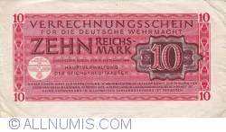 Image #1 of 10 Reichsmark 1944 (15. IX.)