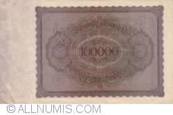 Image #2 of 100 000 Mark 1923 (1. II.) - 3