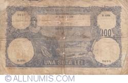 100 Lei 1929 (19. IX.)