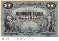 Image #1 of 100 Mark 1900 (1. I.)