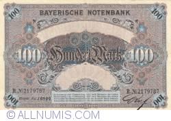 Image #2 of 100 Mark 1900 (1. I.)