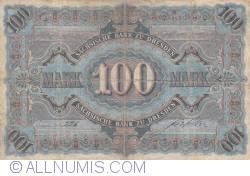 Image #2 of 100 Mark 1911 (2. I.) - Ser. I.