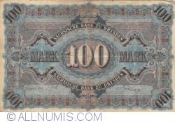 Image #2 of 100 Mark 1911 (2. I.) - Ser. IV.