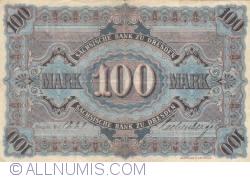 Image #2 of 100 Mark 1911 (2. I.) - Ser. V. (1)