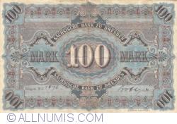Image #2 of 100 Mark 1911 (2. I.) - Ser. VI.