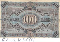 Image #2 of 100 Mark 1911 (2. I.) - Ser. VIII.