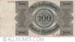 100 Reichsmark 1924 (11. X.)