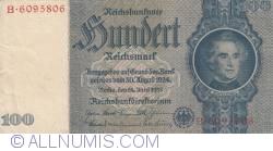 Image #1 of 100 Reichsmark 1935 (24. VI.) (1945)