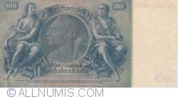 Image #2 of 100 Reichsmark 1935 (24. VI.) (1945)