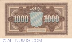 Image #2 of 1000 Mark 1922 (1. X.)