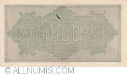 Image #2 of 1000 Mark 1922 (15. IX.) - 1