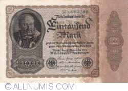 Image #1 of 1000 Mark 1922 (15. XII.)
