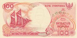 Image #1 of 100 Rupiah 1992/1992