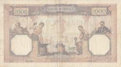 1000 Francs 1932 (28. VII.)