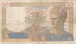 Image #2 of 50 Francs 1936 (17. IX.)