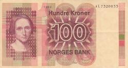 Imaginea #1 a 100 Coroane 1982